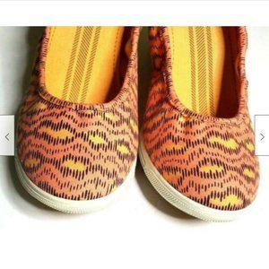 Keds Shoes - Keds Wedges Skimmer Animal Cora Slip On 10M